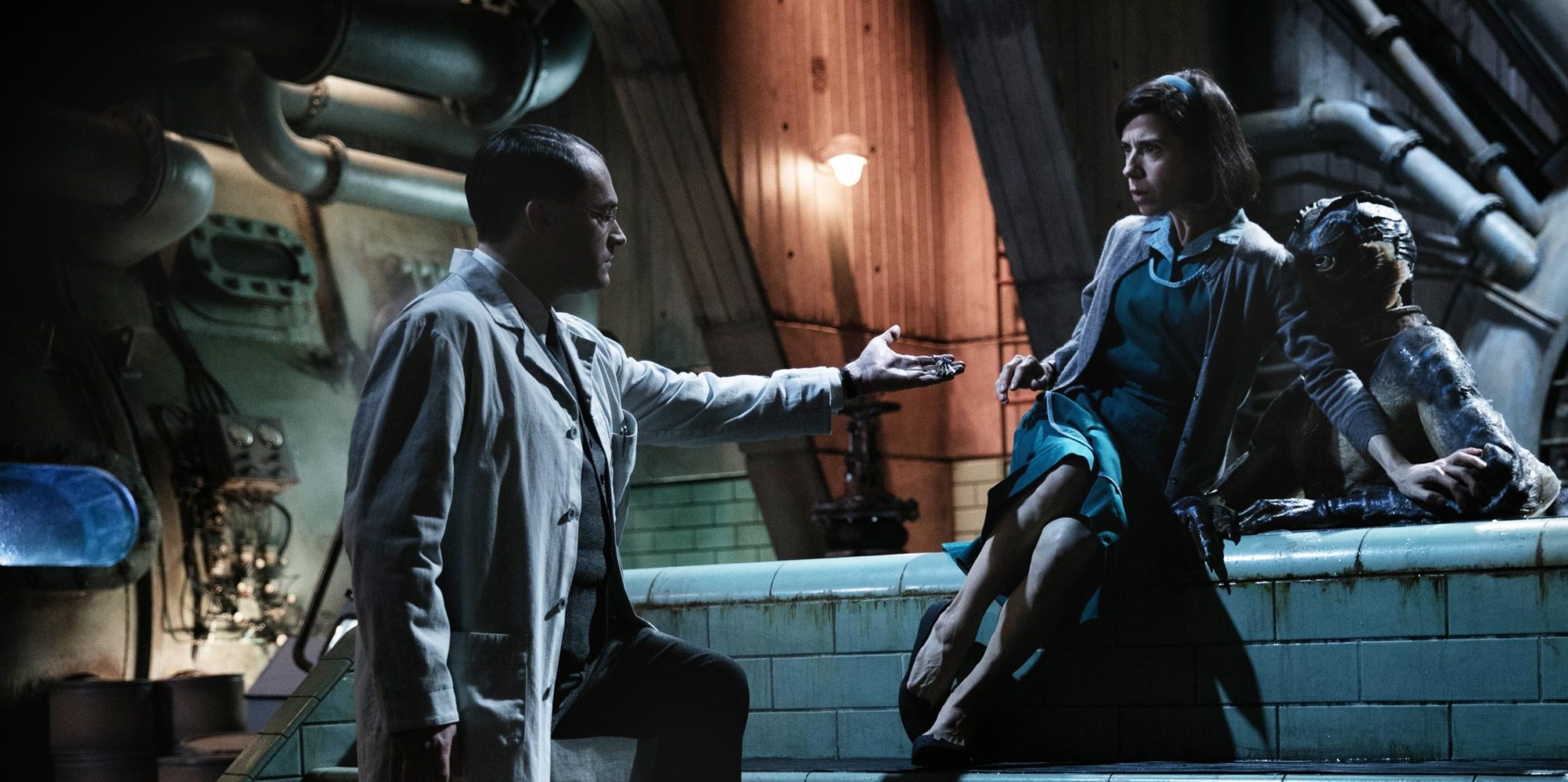 The Shape of Water  (Fox Searchlight Pictures)