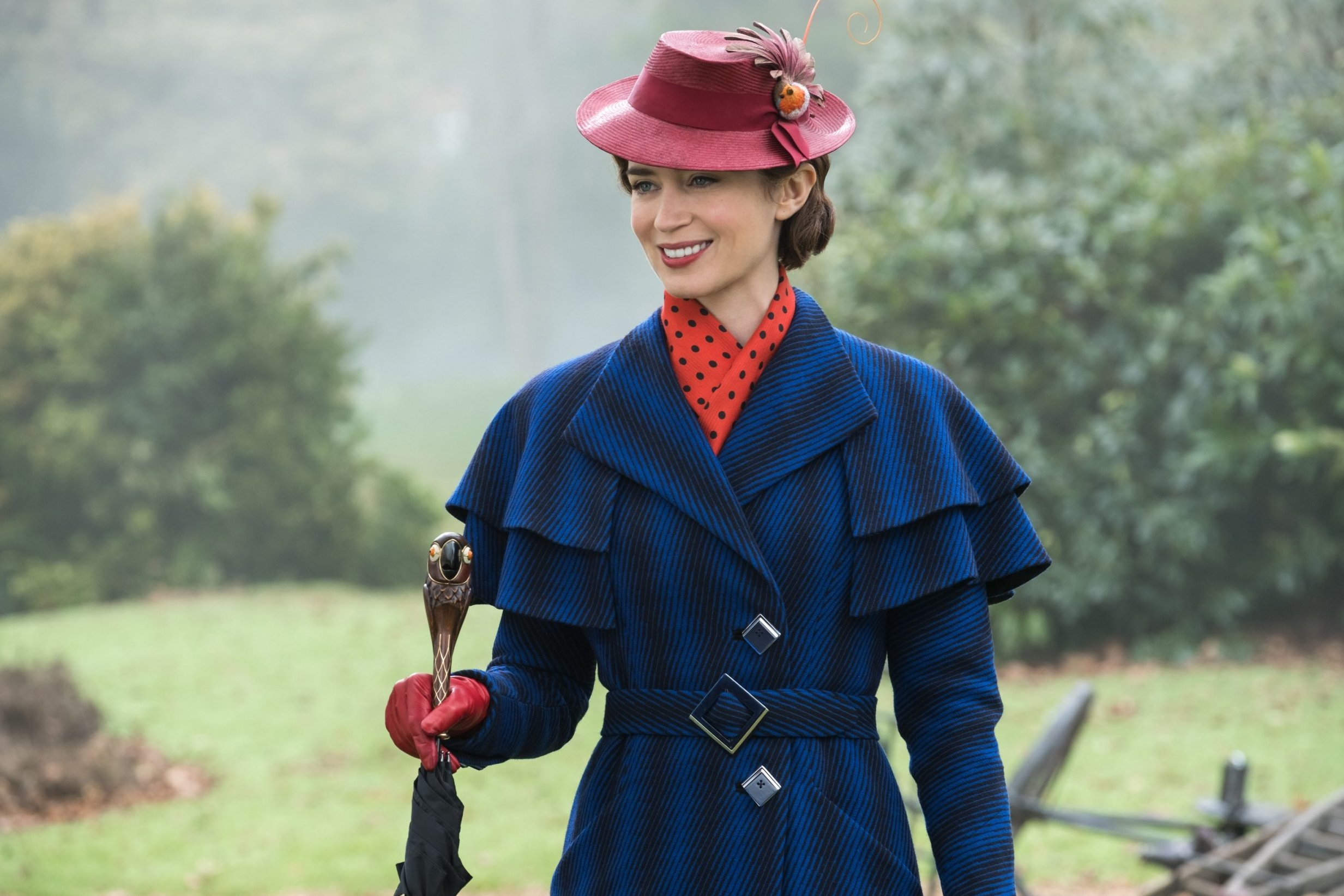 Asheville Movies Mary Poppins Returns