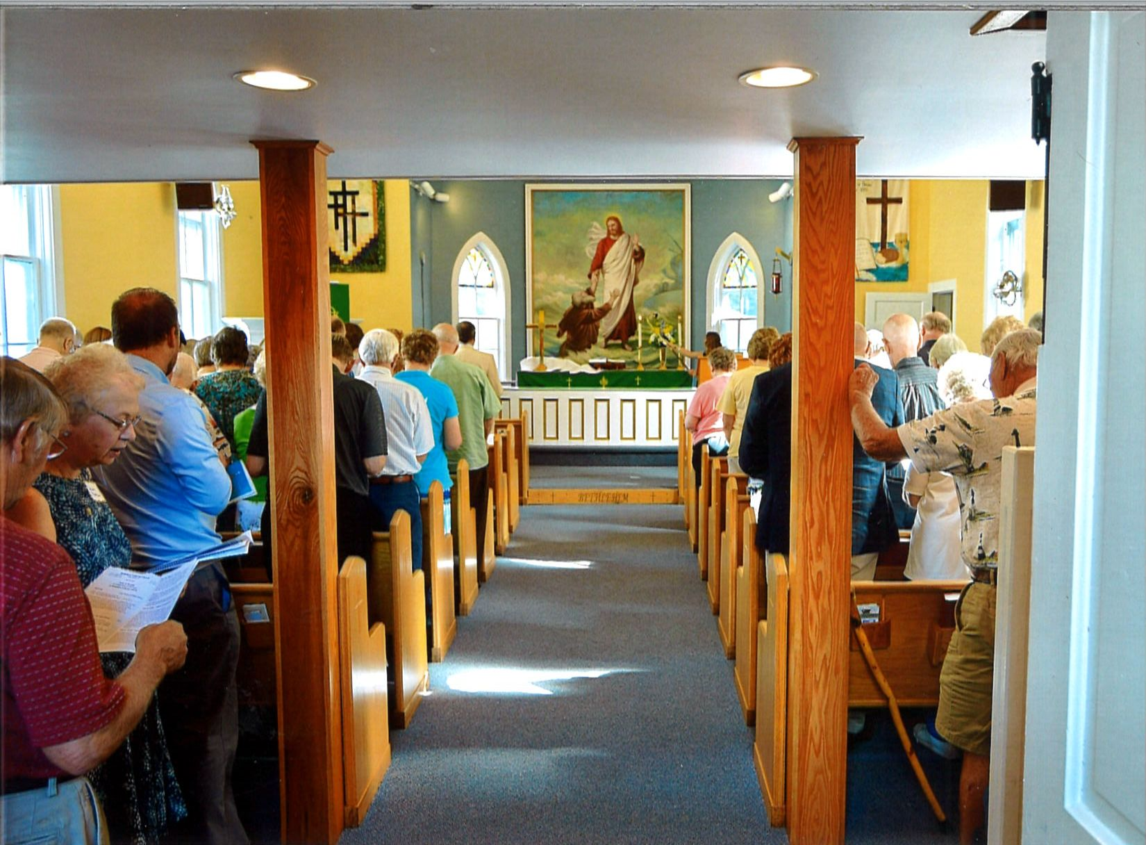 Worship at Bethlehem Lutheran