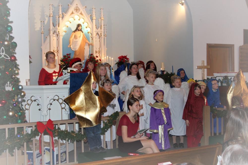 christmas program in sanctuary.JPG