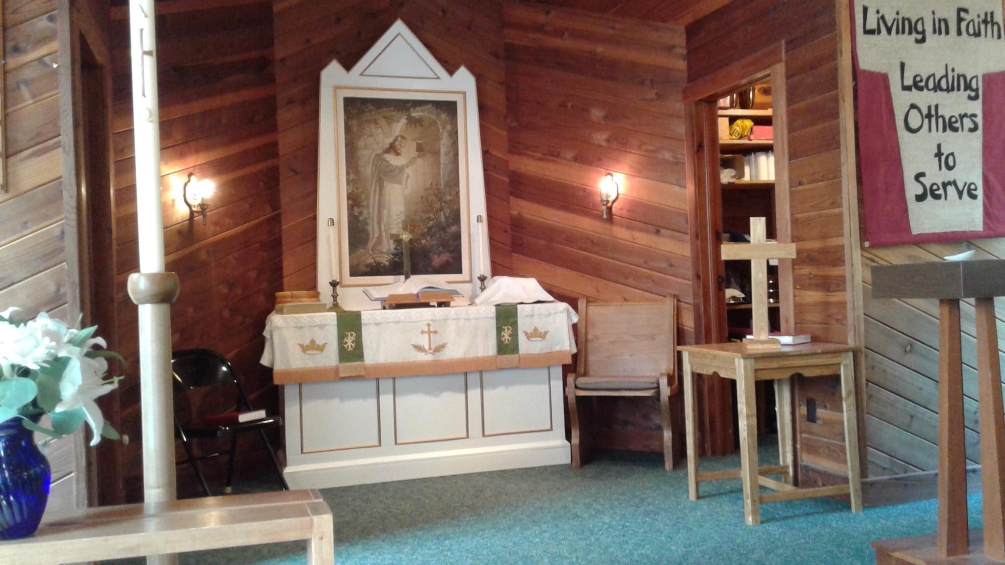 Bethesda Altar Photo