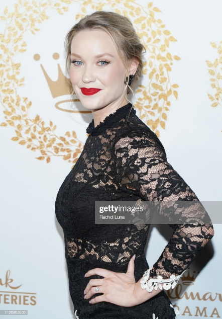LACI MAILEY  FOR  hallmark tca's  RED CARPET - HAIR BY EMILY WRIGHT