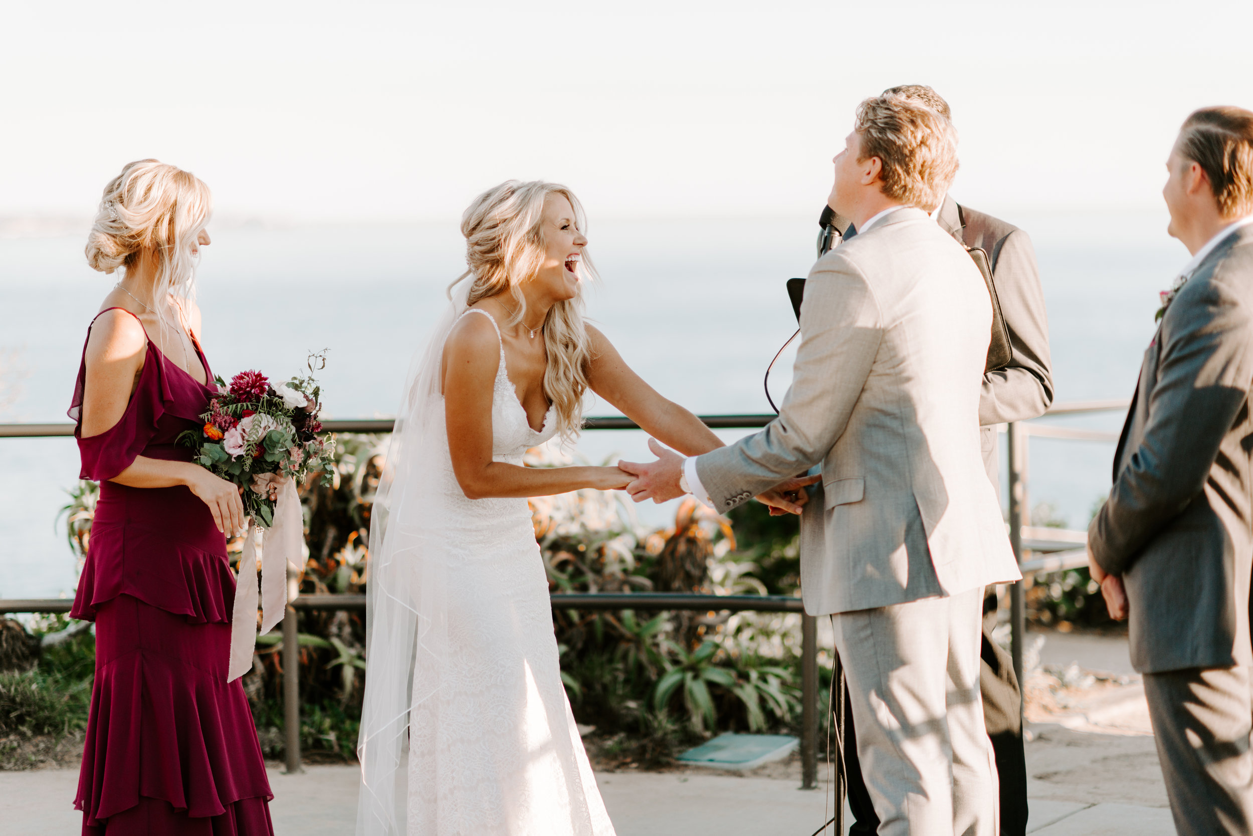 natural, effortless wedding makeup and hair
