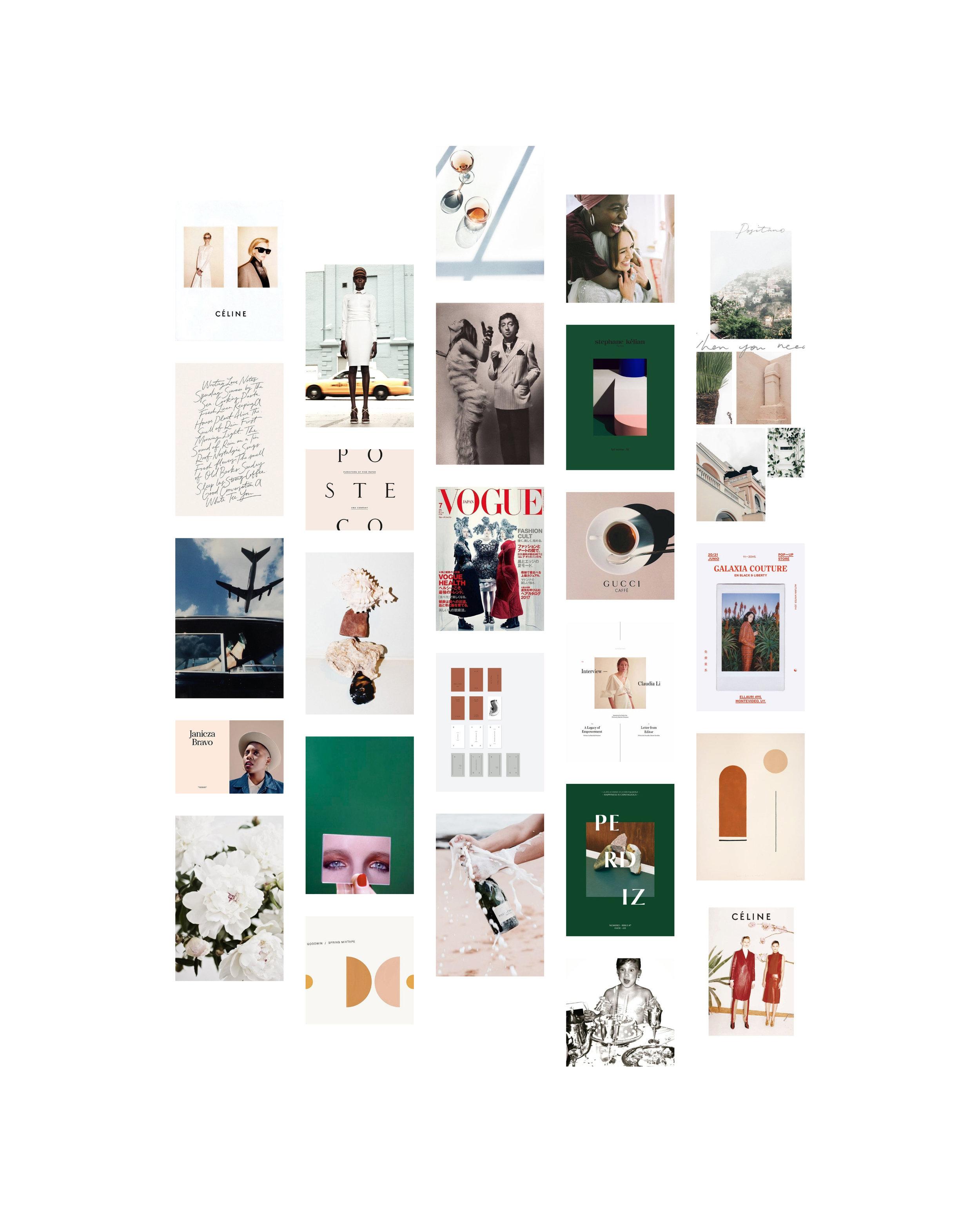 Brand Board -The Framework Events