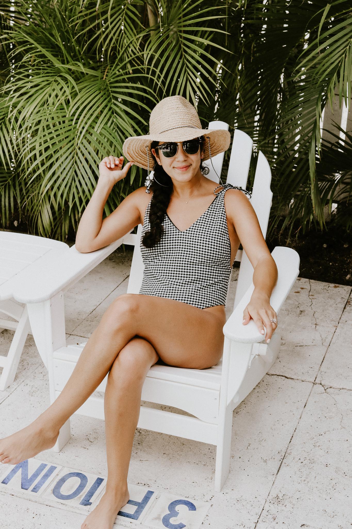 Summer Swim Haul - Sarah Heyl