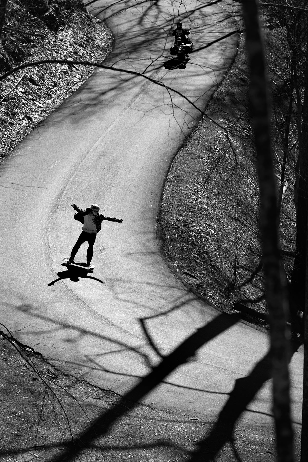 Garrett Gourley is an incredibly talented skateboarder who is always having too much fun.