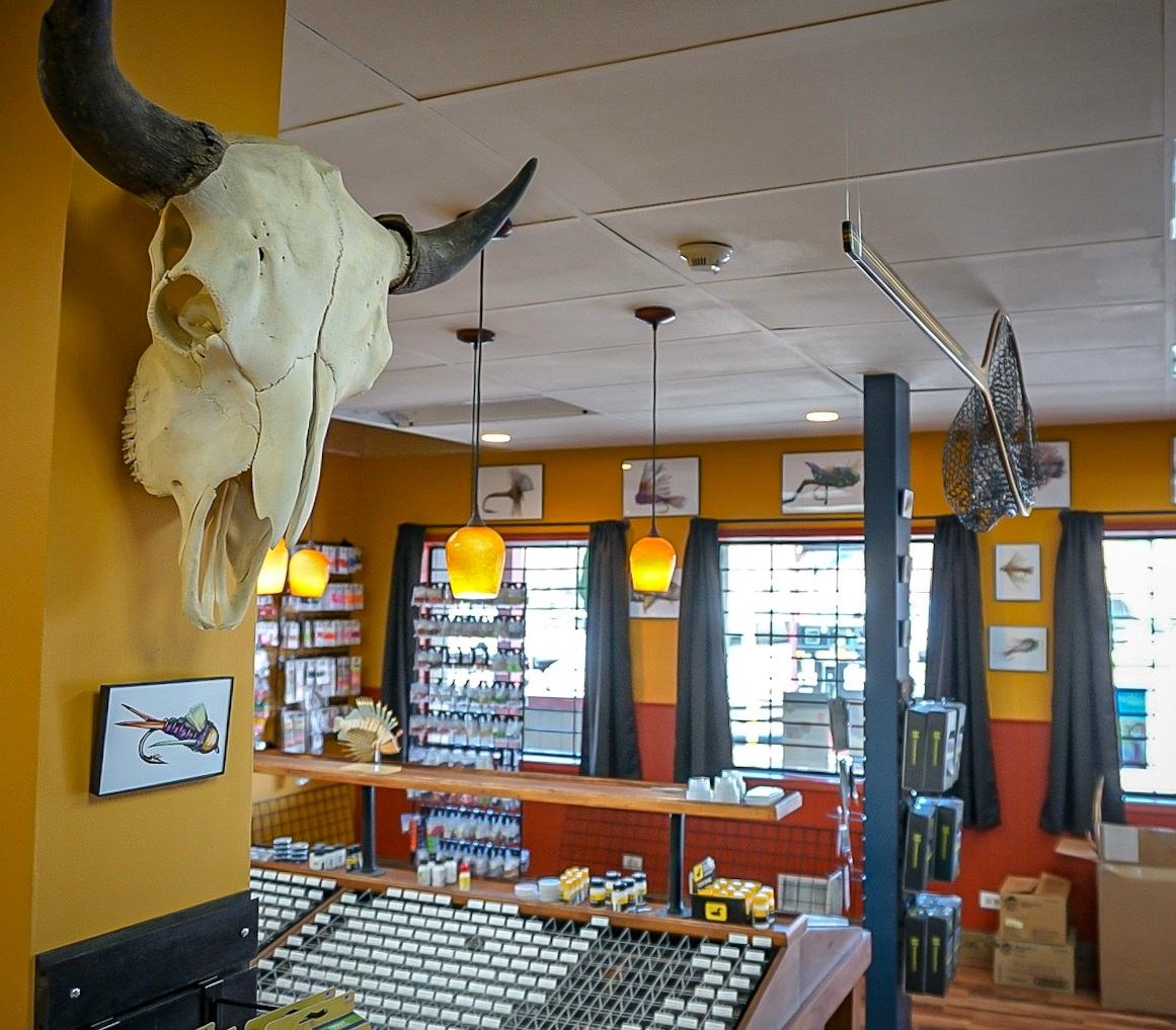 Native Fly Shop-Pine, Colorado - Native Fly Shop is a brand new, full service mom & pop shop located right off highway 285 and Pine Junction (126). This is the go to shop for flies, licenses, and Fly Cvltvre gear if you're headed to fish the Deckers or Cheeseman Canyon areas of the South Platte so stop in and say hello!Location: 34375 US Hwy 285, Pine, CO 80470Phone: 303-838-3474