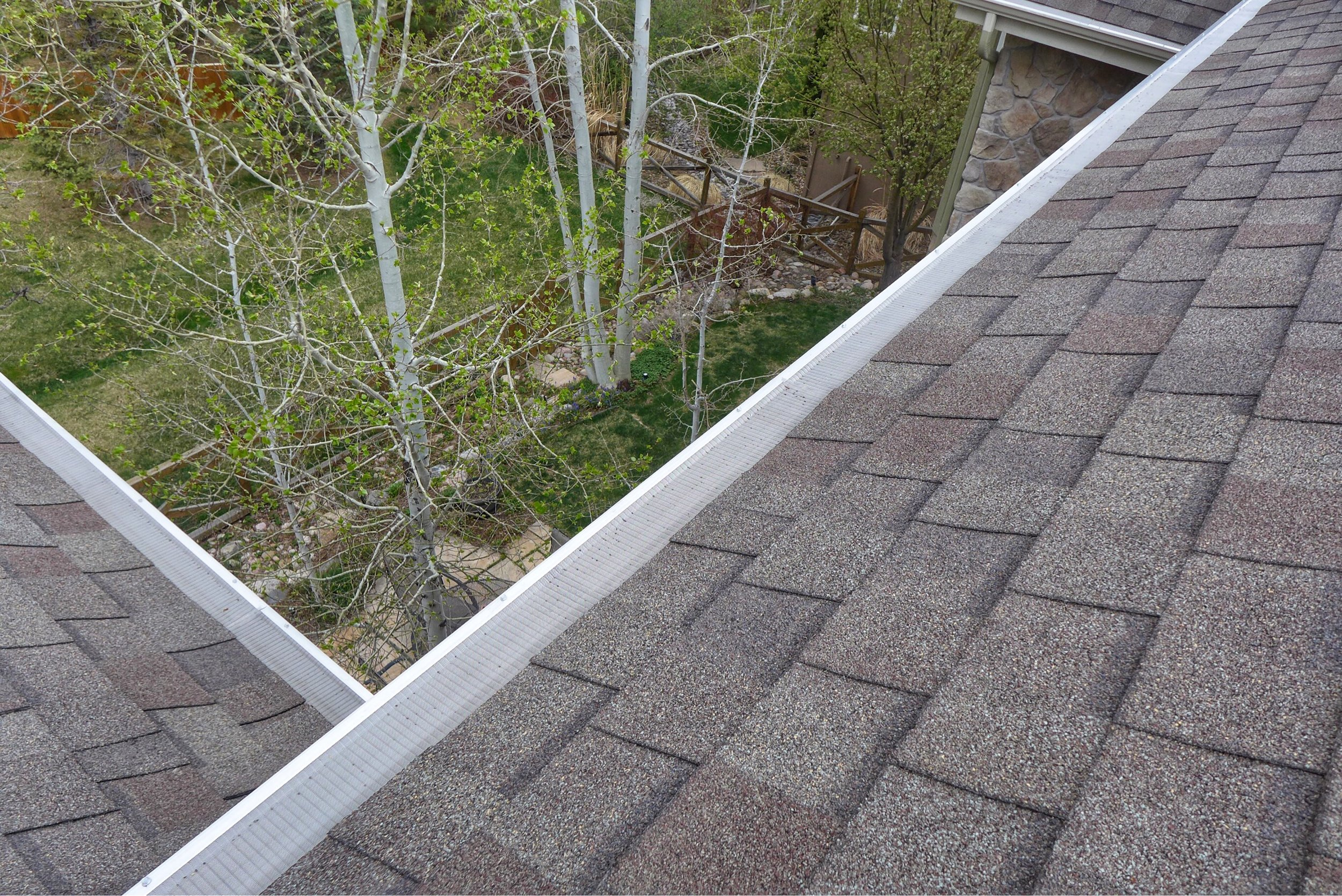 Do Gutter Guards Work? — Summit Window Cleaning