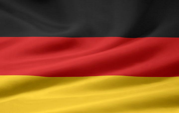 German flag. We also speak german fluently.Wir sprechen fließend Deutsch