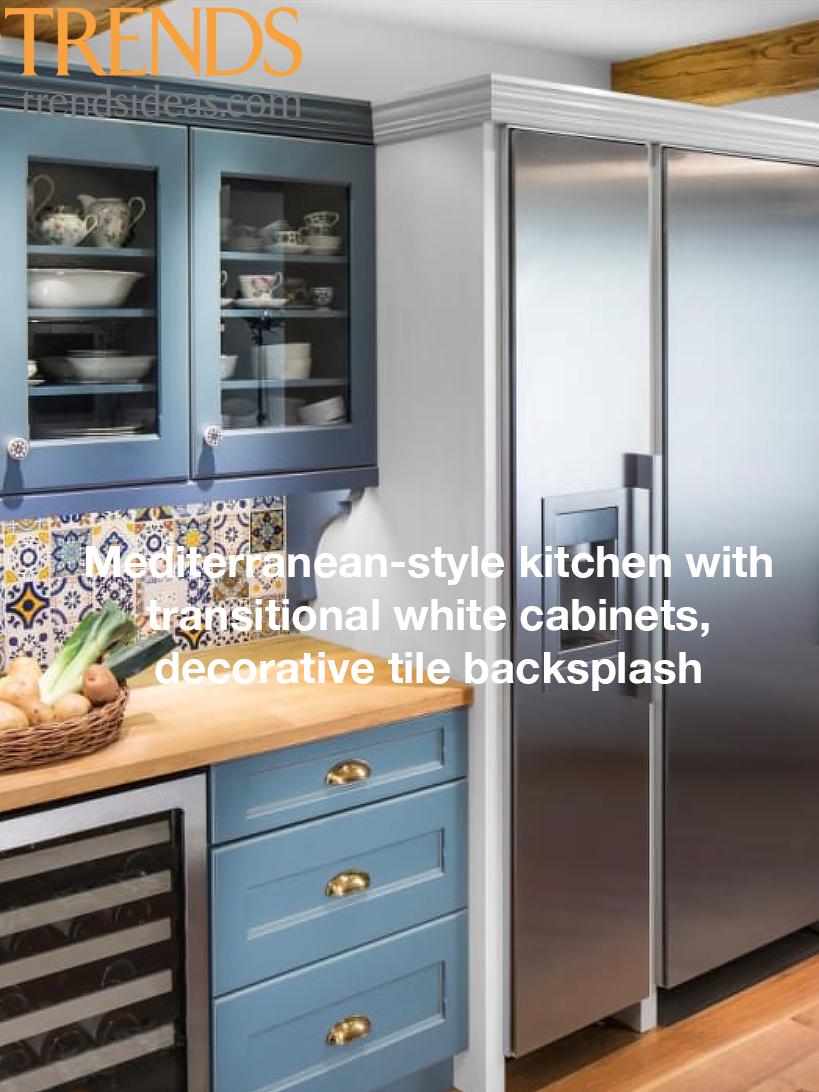 Trends-Mediterranean Kitchen