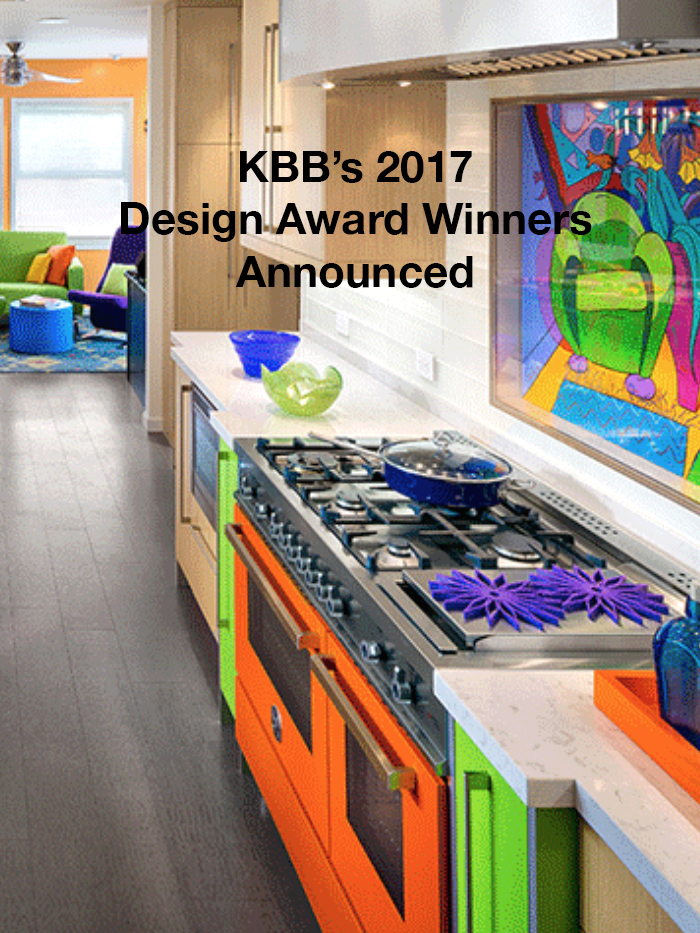 KBB-2017 Design Award Winners