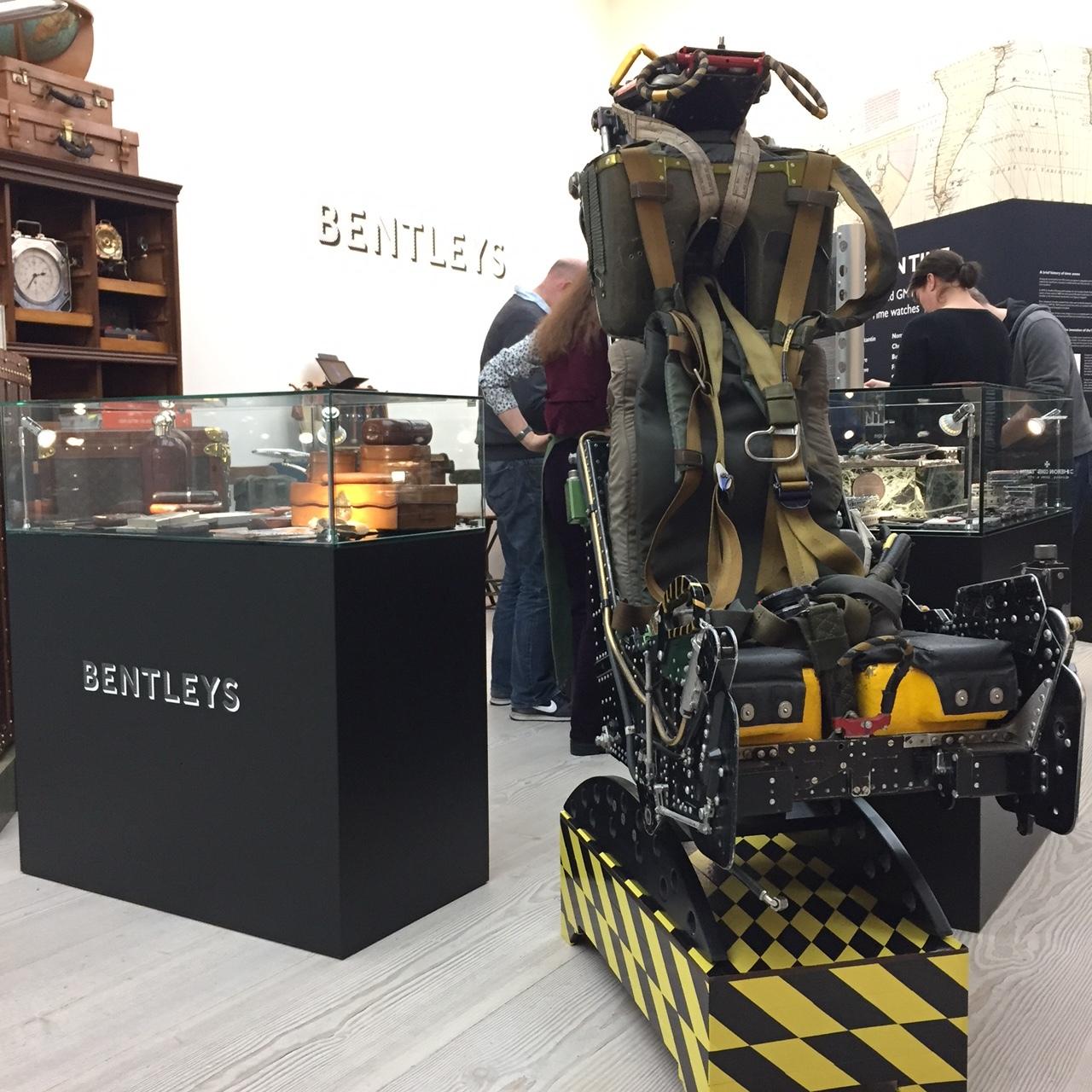 Showcase - Bentleys London