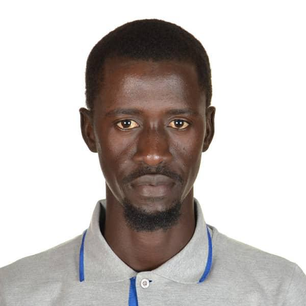 Ebrima Drammeh   Assistant Director of Gambian Affairs and Project Coordinator