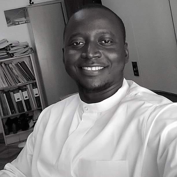 Lamin N Gassama   Fundraising Coordinator Gambia Chapter