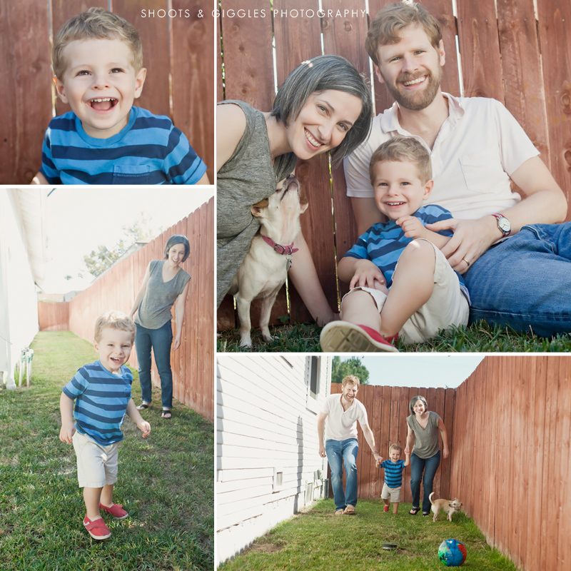 Culver City Family Portrait Photographer