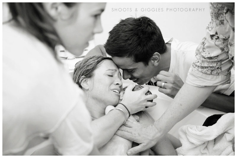 Los Angeles Birth Photography
