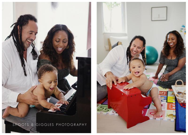 Los Angeles Baby Family Photographer