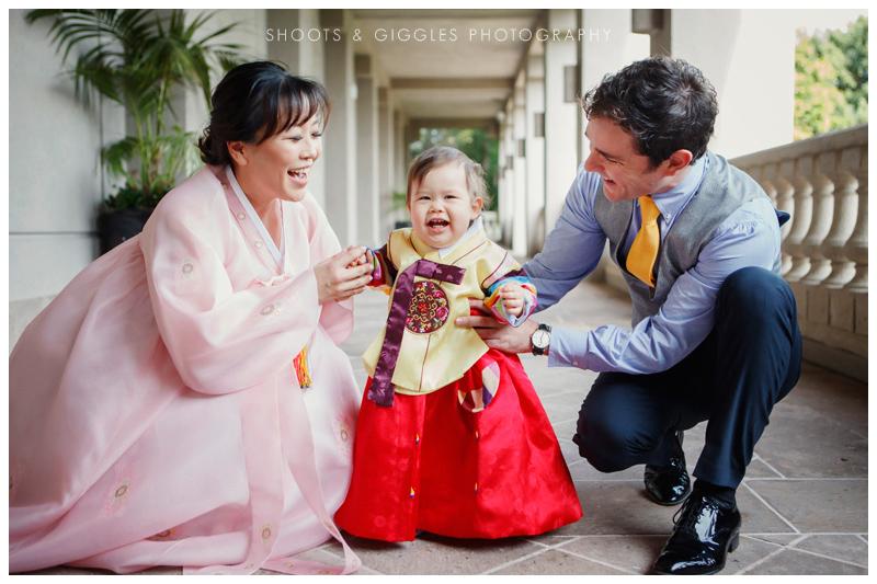 Los Angeles Korean Birthday Party Photographer