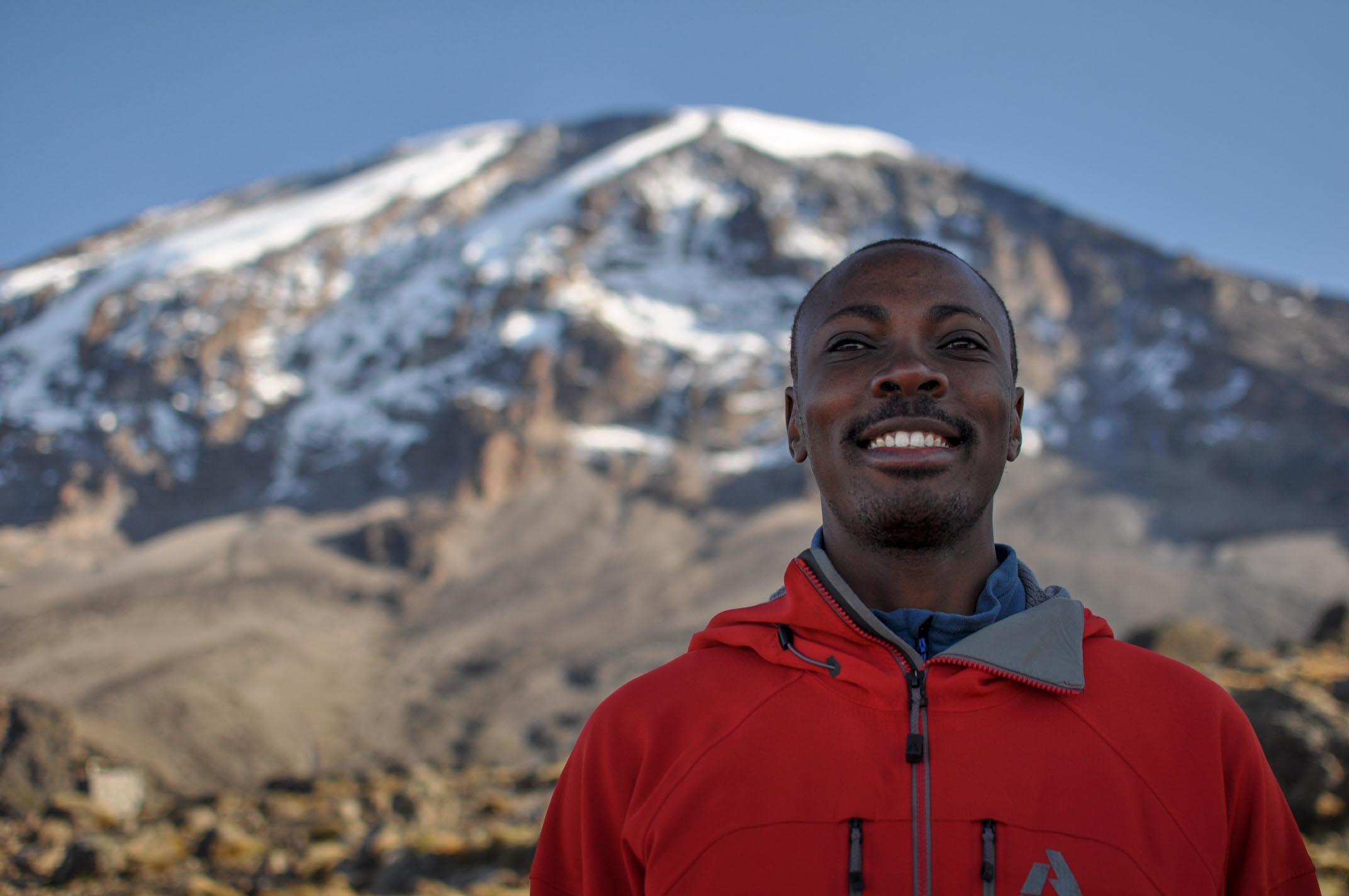 Wilfred Moshi, Mountain Guide.JPG
