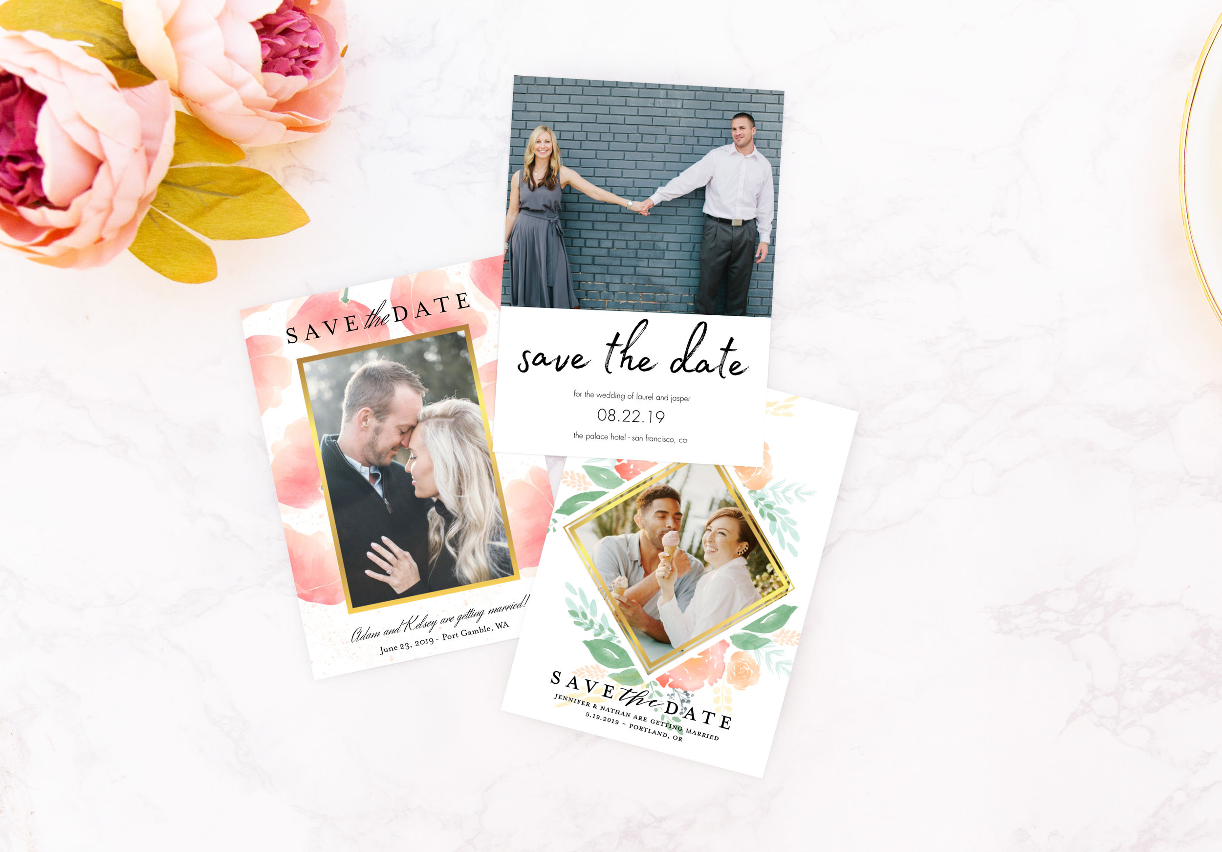 4 of the Best Save the Date Magnet Ideas From Our Experts ...