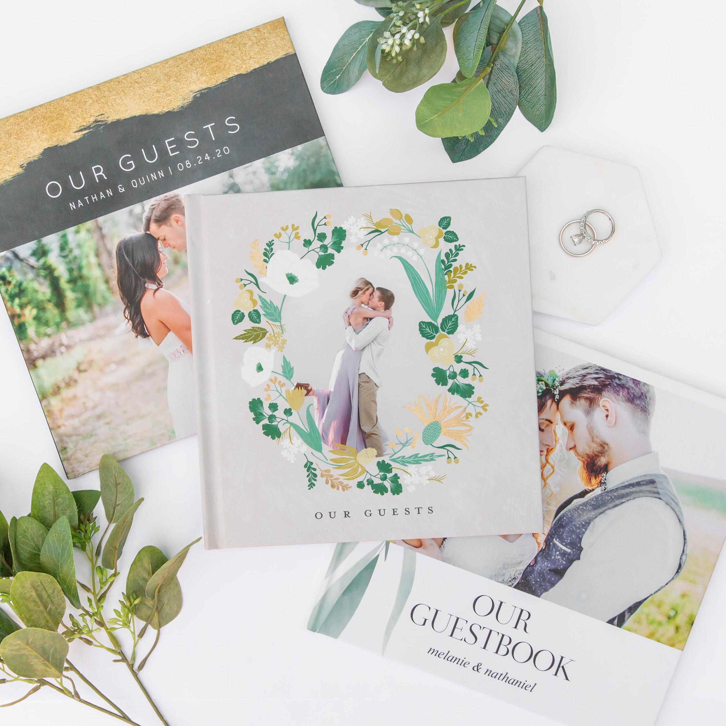17 Unique Wedding Guest Book Ideas Mixbook Inspiration