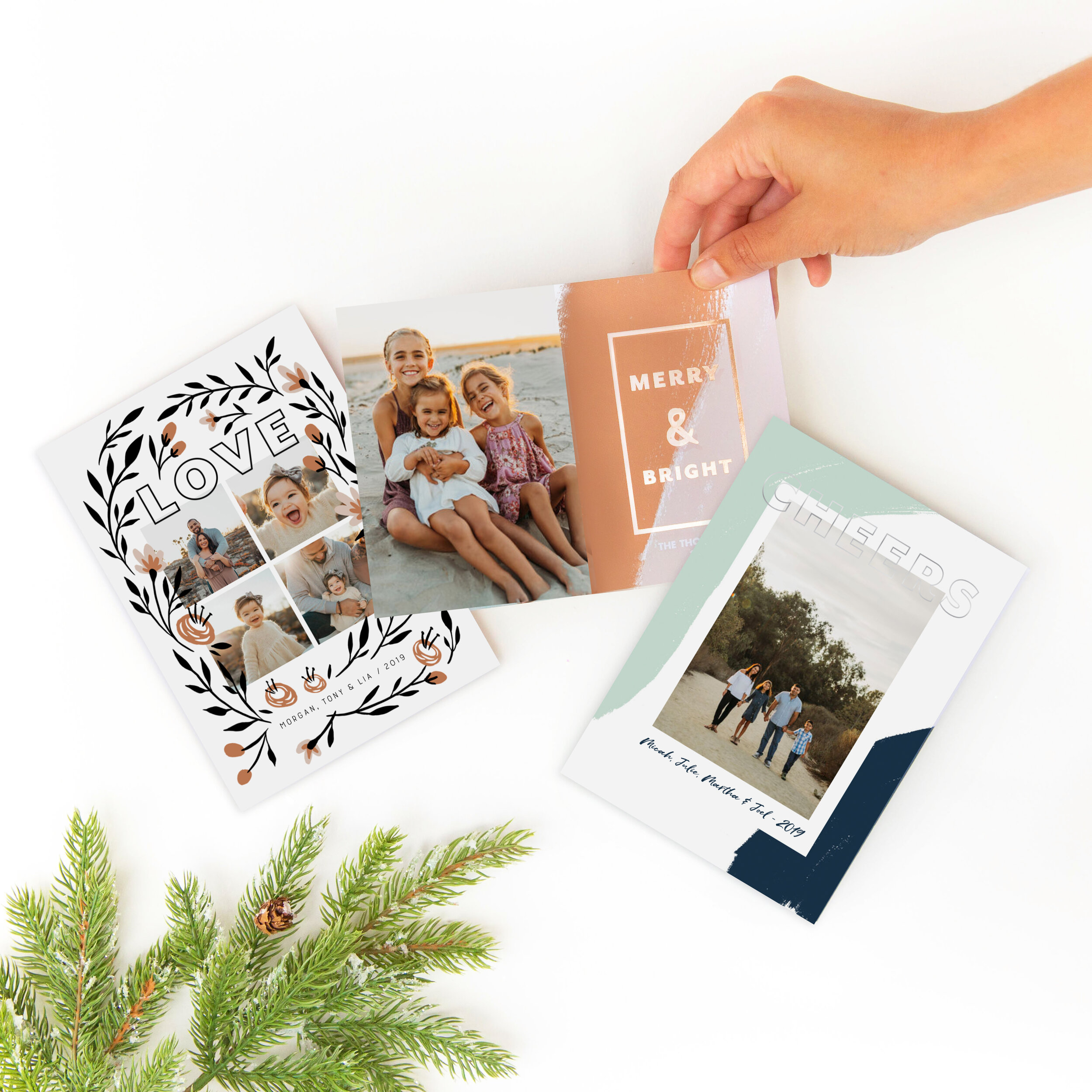 The Top 5 Holiday Card Trends For 2020 Mixbook Inspiration