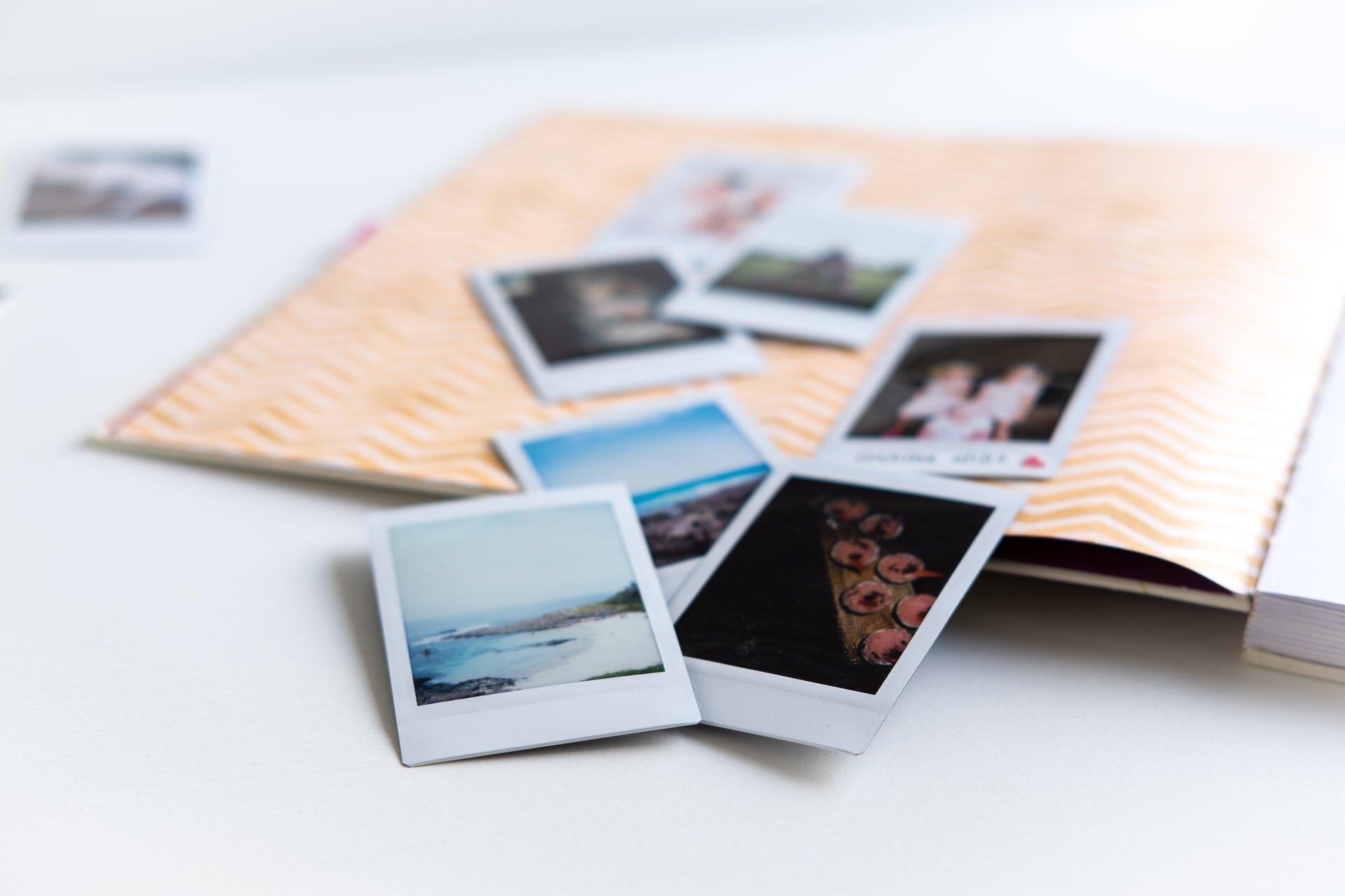 How to Turn Photos into Digital Scrapbooks