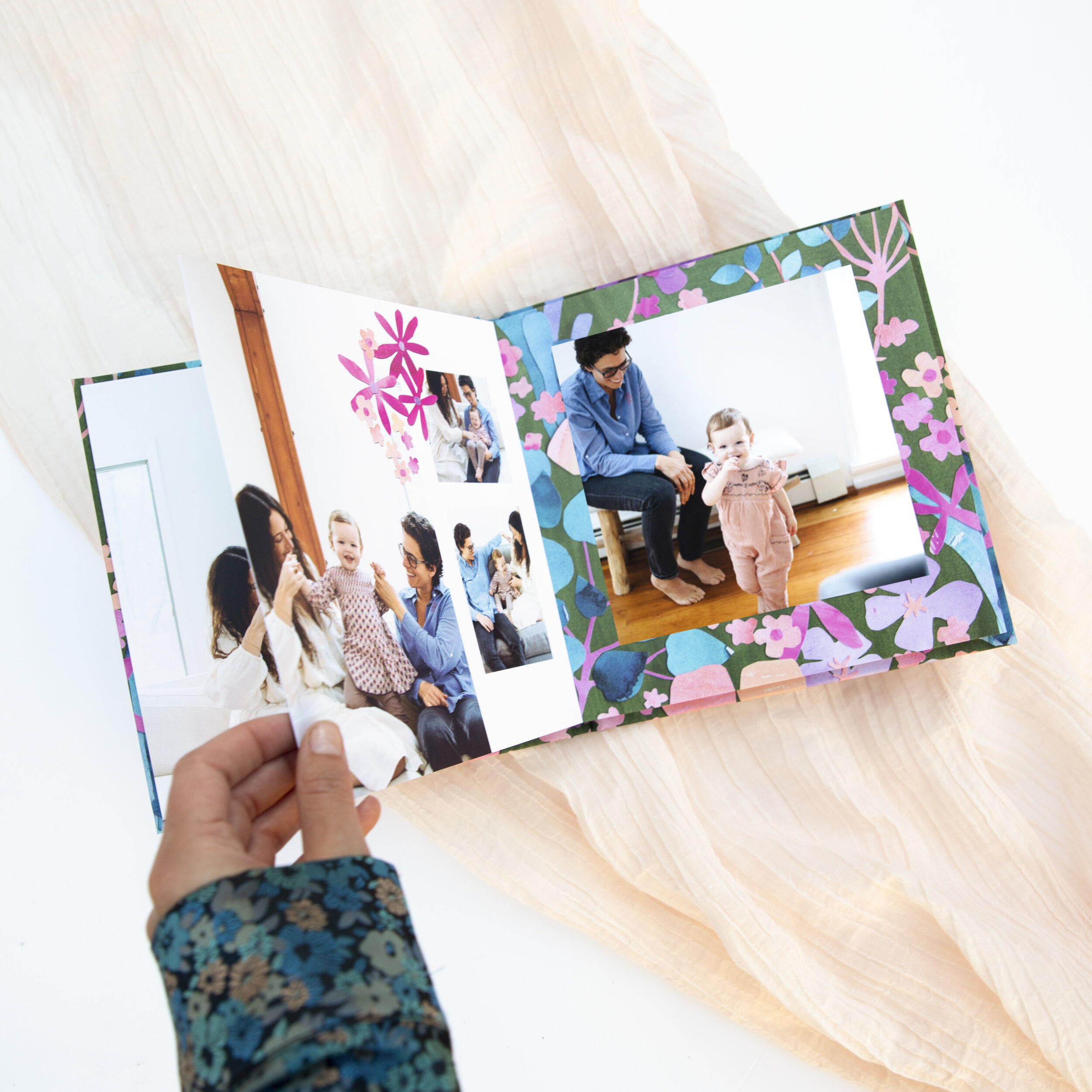 How-To: Scrapbooks to Modern Photo Books