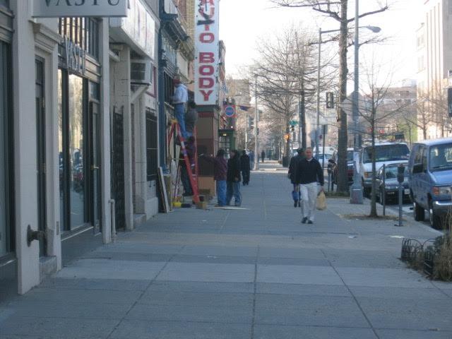 View of 14th Street, Washington, DC