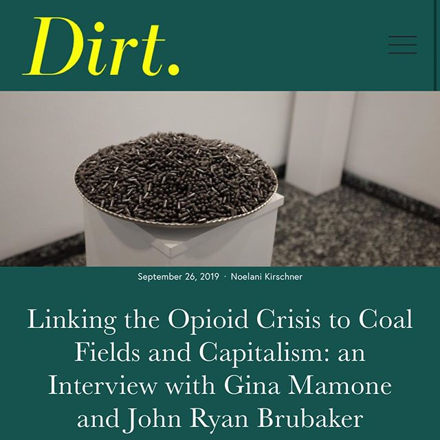 Dirt contributor Noelani Kirschner in conversation with Gina Malone & John Ryan Brubaker about their work and participation in Scene XII: AMPLIFY at the Hirshhorn Museum. . . #youvegotdirt #scenexiii #hirshhorn #noelanikirschner #ginamamone #johnryanbrubaker