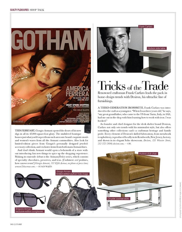 Gotham Magazine