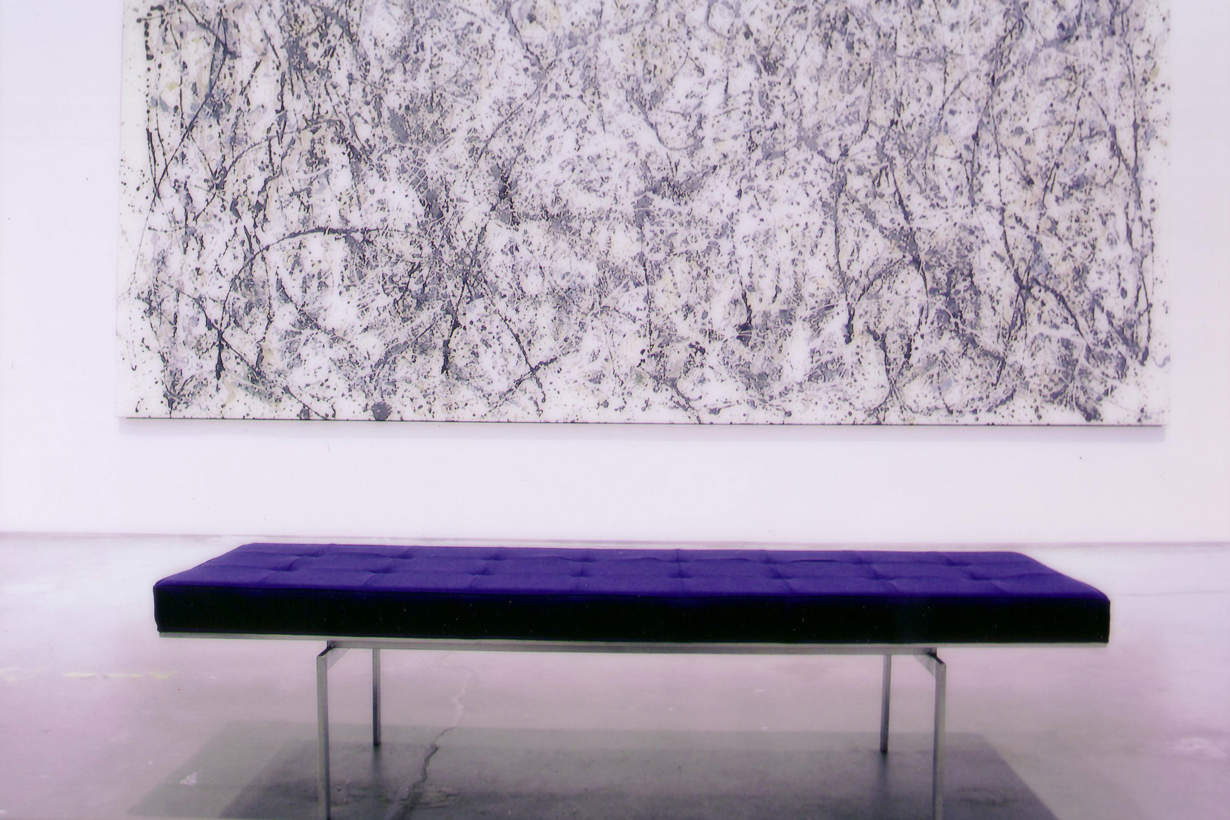 The Museum of Modern Art (MOMA)   Shown: Darin Daybed