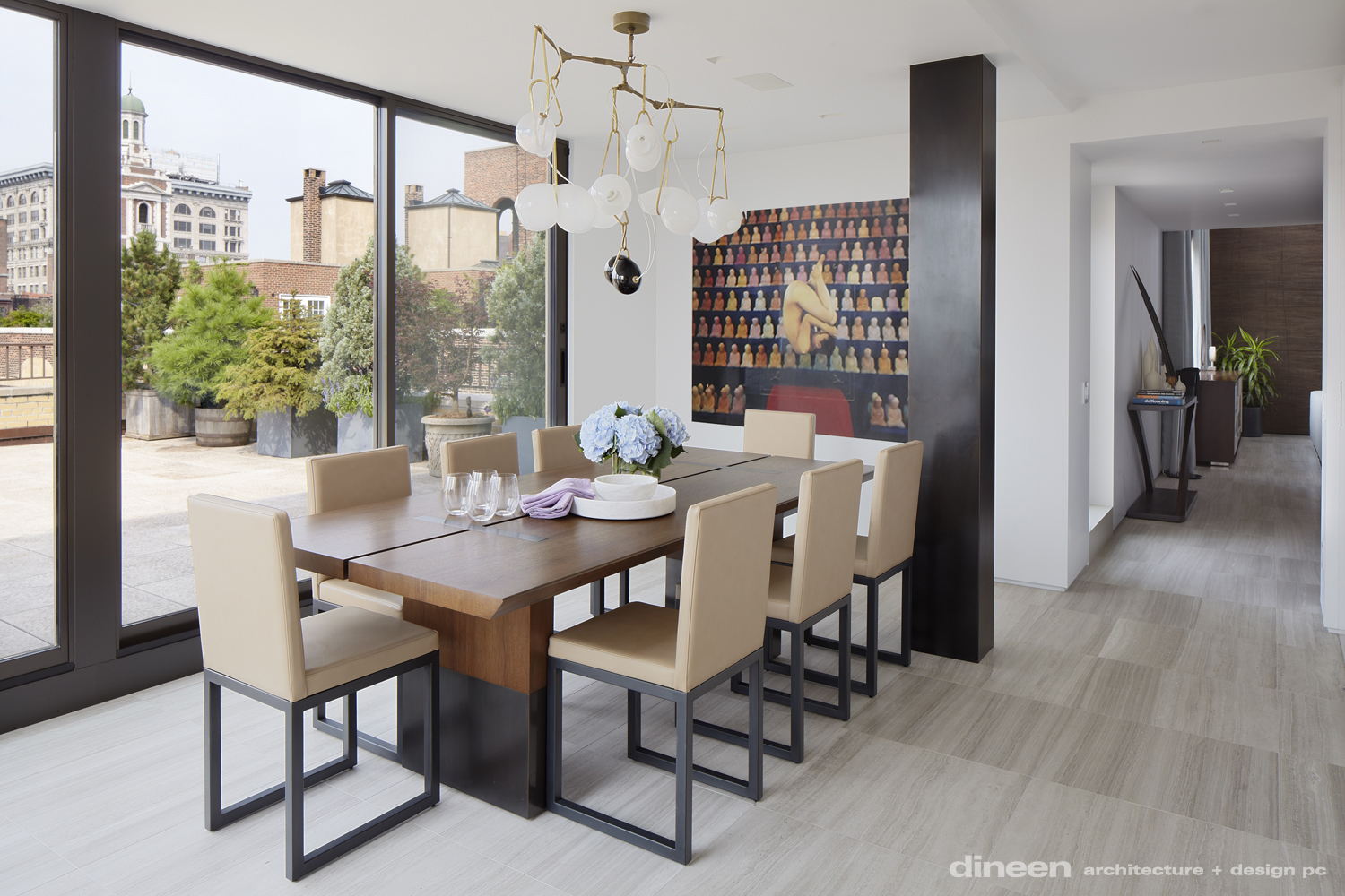 Dineen Architecture and Design  Shown: Suffolk Chair