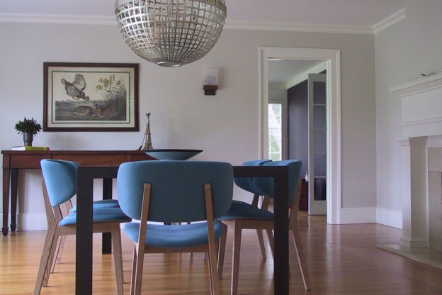 Gregory Riches Interiors   Shown: Bowery Table