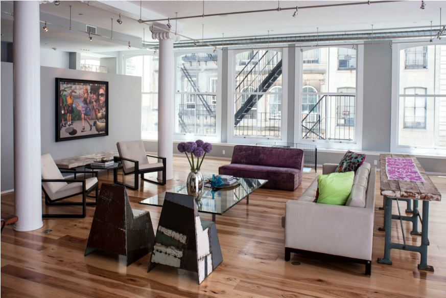 Threshold Interiors   Shown: Hudson Sofa, Bedford Lounge Chairs, Empire Cocktail Table