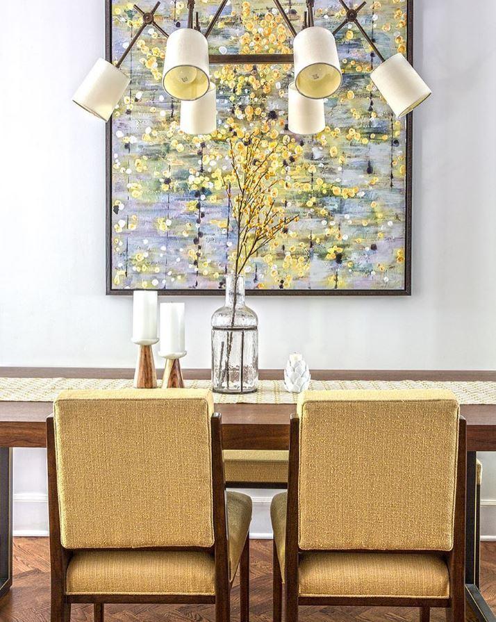 Shown:  Arte Table