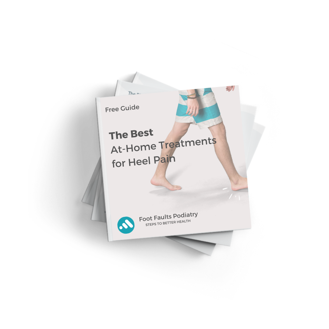 FREE guide   The best at-home treatments for heel pain