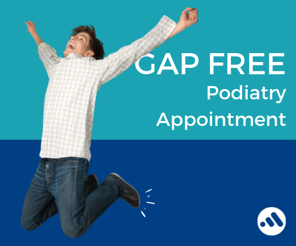 Gap Free Podiatry Appointment