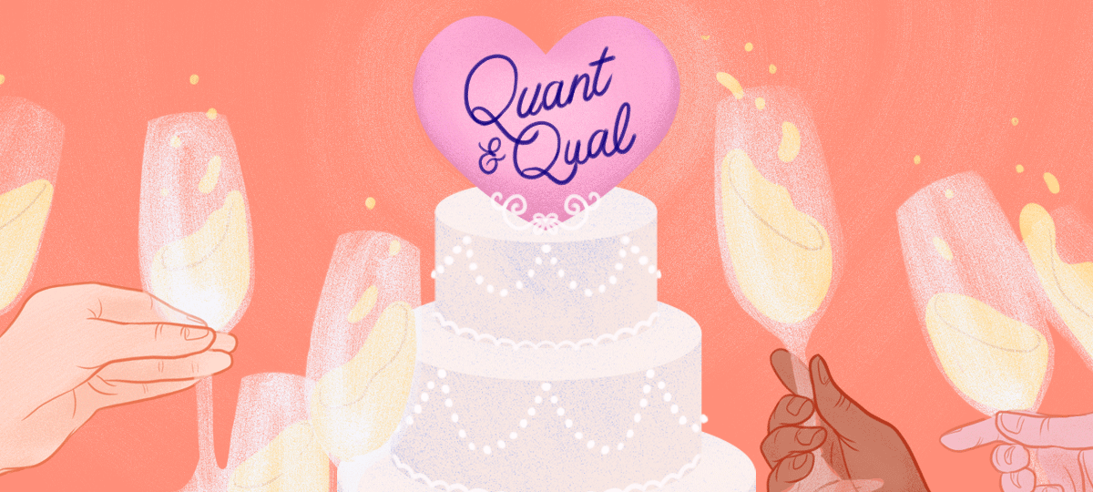 A Simplified, Mixed Methods Roadmap: How to Marry Quant + Qual for More Insightful Results  for dscout's  People Nerds blog