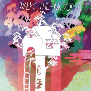 Walk the Moon's Self Titled Album Cover