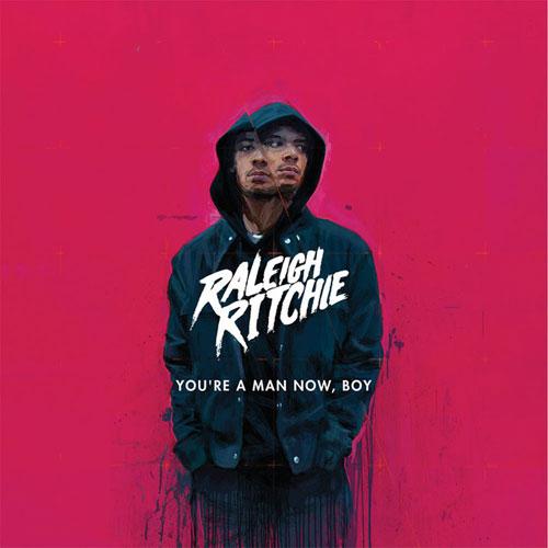 "Raleigh Richie - ""You're a Man Now, Boy"" - Album Cover Art"