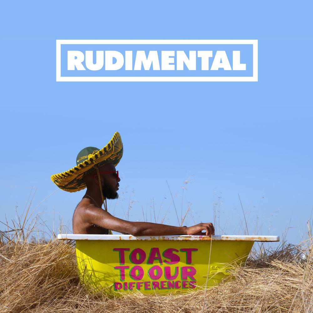 Rudimental - Toast To Our Differences cover art