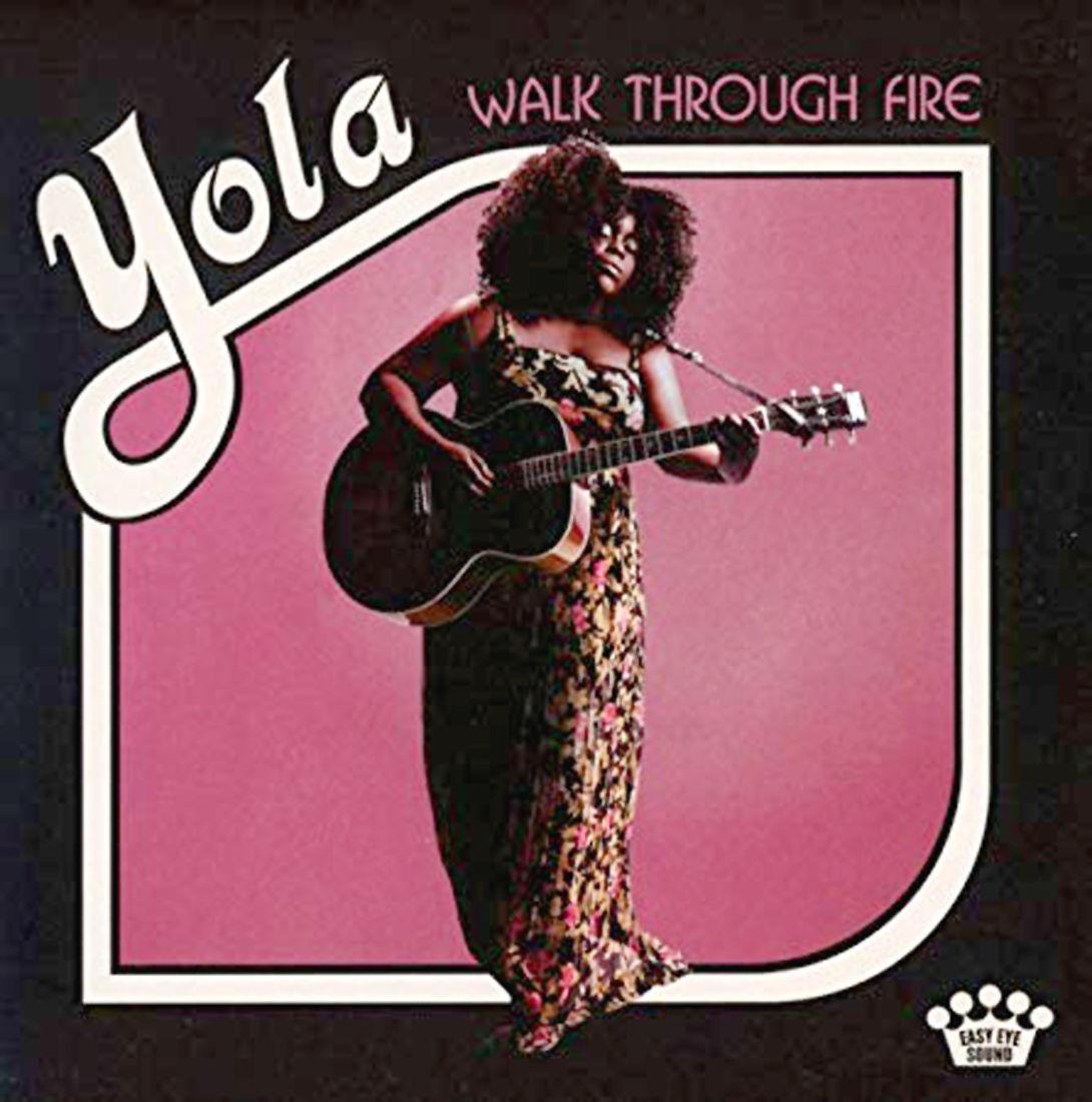 """""""Walk Through Fire"""" album cover art"""