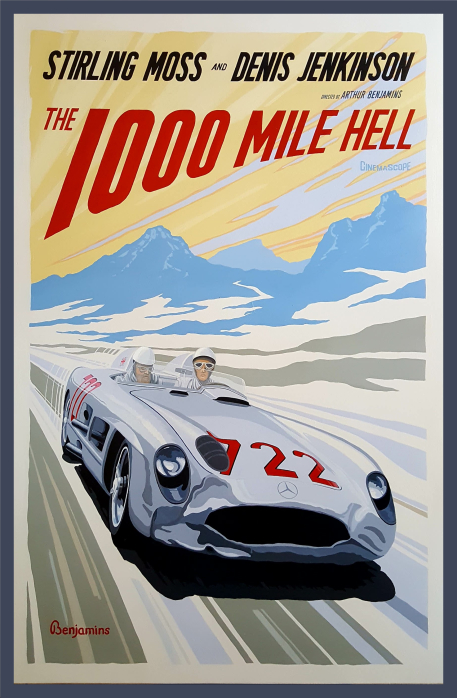 """The 100 Mile Hell"" by Arthur Benjamins"