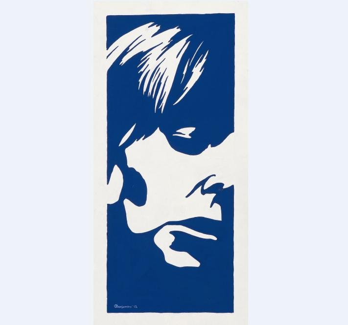 """Blue"" by Arthur Benjamins"