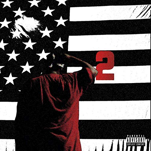 Back to Amerikkka - DZE like RZA - Cover Art