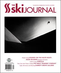 Aspen's Half Inch Godsend  The Ski Journal, Fall 2014