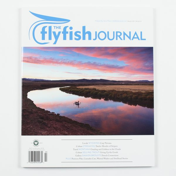 Brand New Secondhand  The Flyfish Journal, Spring 2015