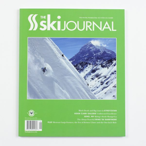 War and Piste  Media Review  The Ski Journal, Fall 2012