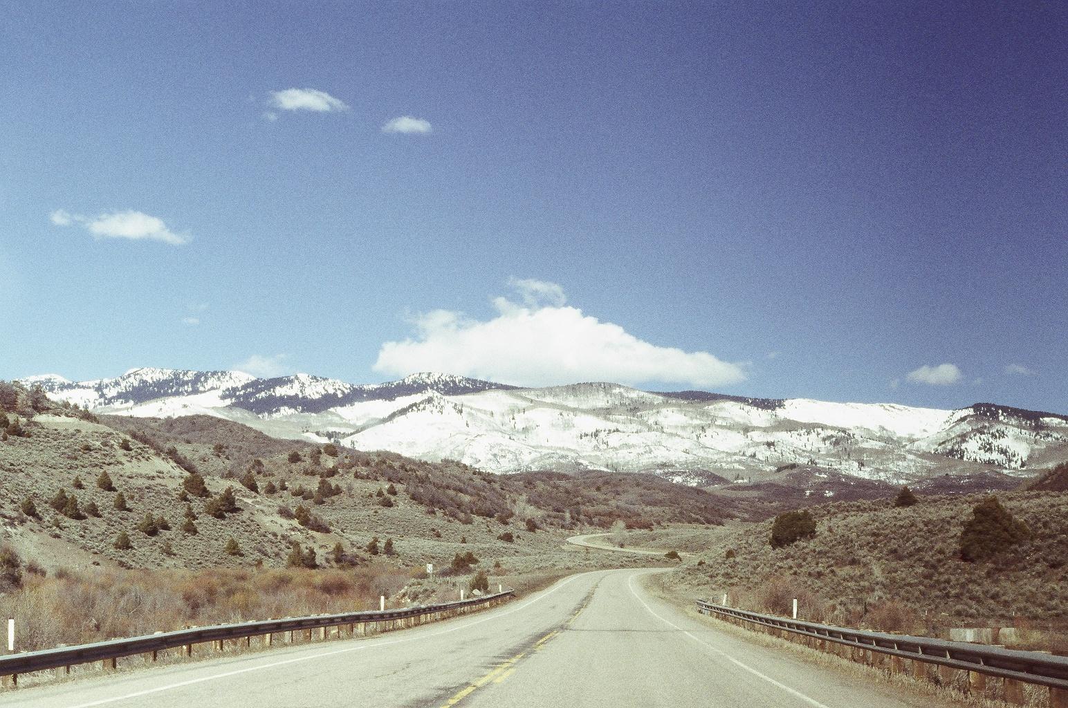 Somewhere in Colorado